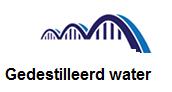 Gedestilleerd water