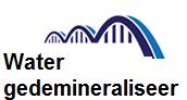 Water gedemineraliseerd