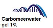 Carbomeerwatergel 1%