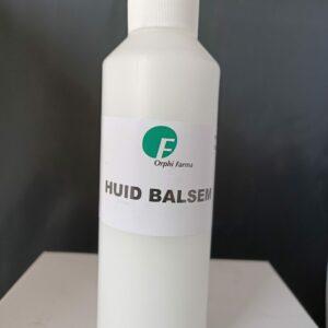 Huid Balsum 250 ml tegen droge handen desinfectie